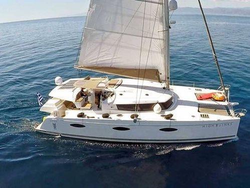 Catamaran Fountaine Pajot Sanya 57 · 2014