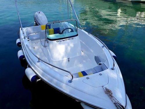 Speedboot Olympic 460 CC · 2018