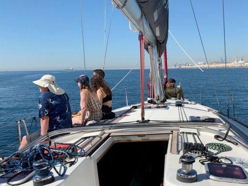 Sailboat Jeanneau 44 i · 2010