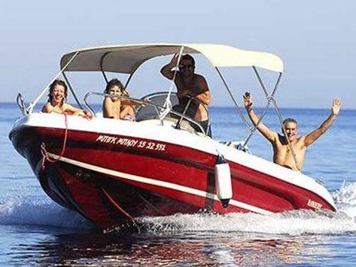 Speedboat Ranieri 19 S · 2013