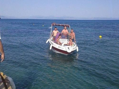 Motorboot Galeon 510 · 2015