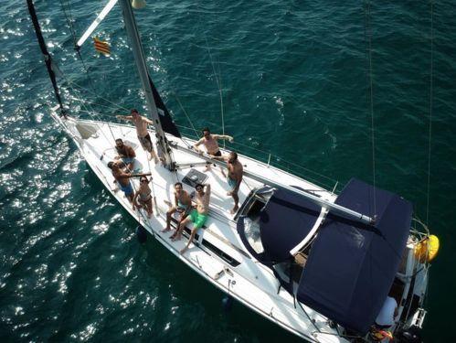 Zeilboot Jeanneau Sun Odyssey 36 i · 2008