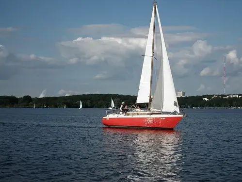 Sailboat Delanta 80 · 2008