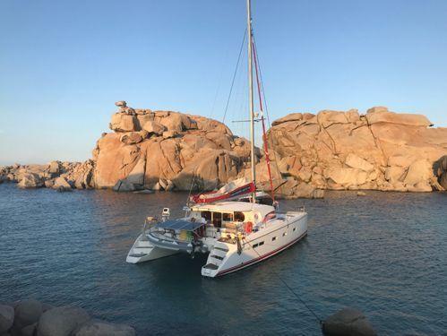 Catamarano Nautitech 442 · 2012