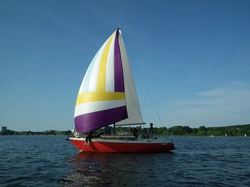 Zeilboot Delanta 80 (2008)