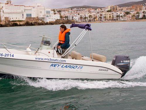 Imbarcazione a motore Sessa Key Largo 19 · 2014