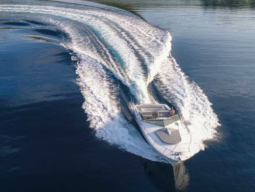 Sportboot Tornado 38 · 1982