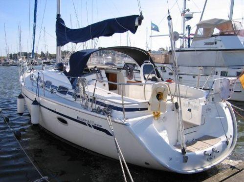 Barca a vela Bavaria Cruiser 39 (2006)