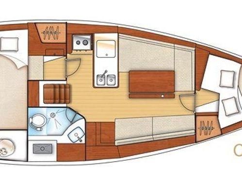 Barca a vela Beneteau Oceanis 31 · 2010