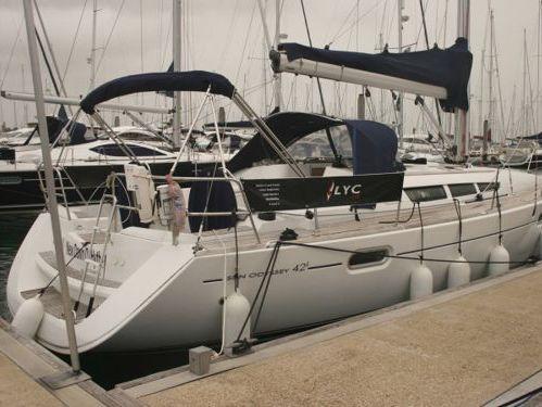 Barca a vela Jeanneau Sun Odyssey 42i · 2010