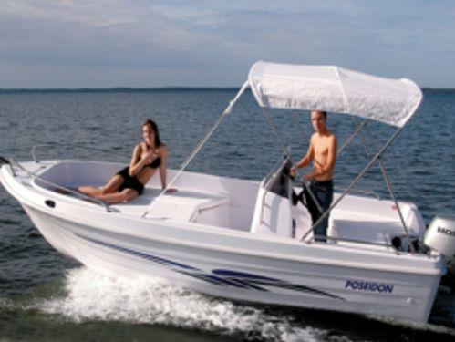 Speedboot Poseidon 510 · 2014