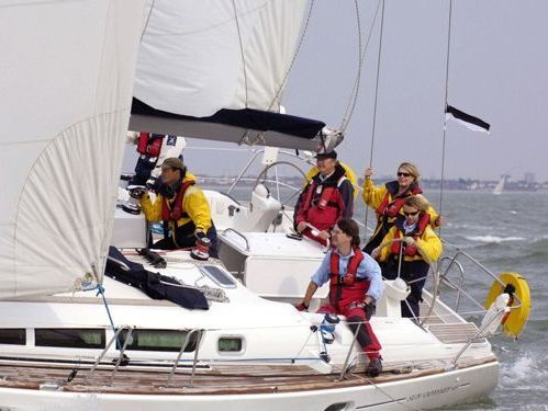 Segelboot Jeanneau Sun Odyssey 40 (2010)
