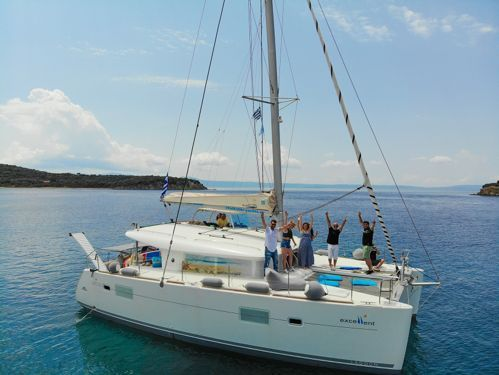 Catamarán Lagoon 400 · 2012