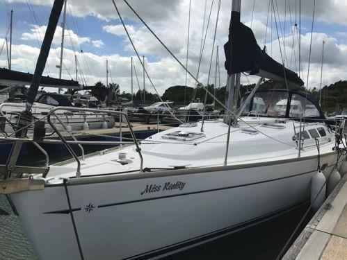 Barca a vela Jeanneau Sun Odyssey 40 · 2010
