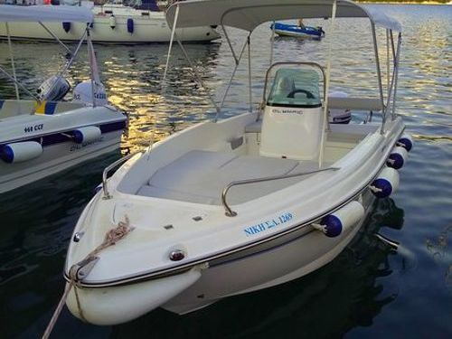 Speedboot Olympic 490cc · 2018