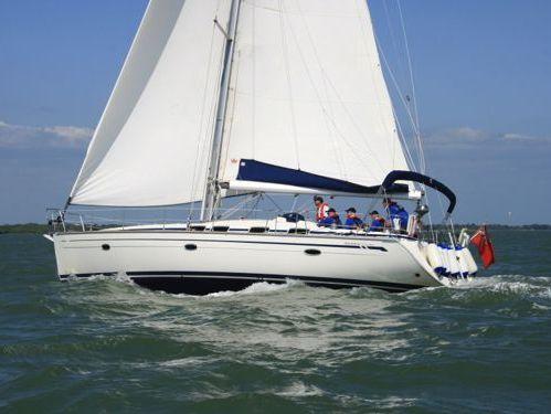 Barca a vela Bavaria Cruiser 46 · 2010