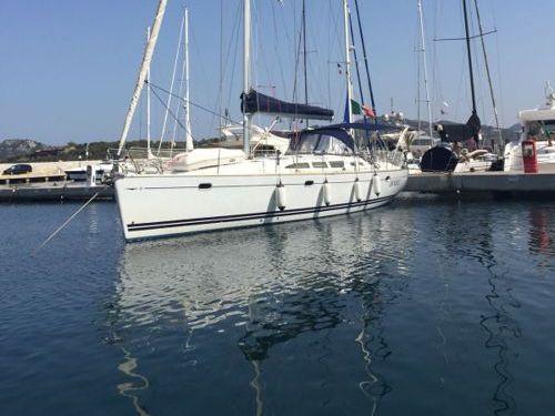 Barca a vela Jeanneau Sun Odyssey 43 (2004)