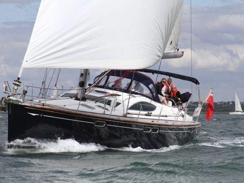 Segelboot Jeanneau Sun Odyssey 54DS (2010)
