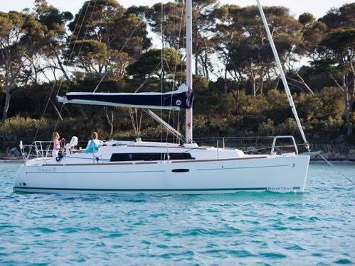 Segelboot Beneteau Oceanis 31 (2010)