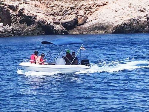 Speedboat Astec 400 · 2012
