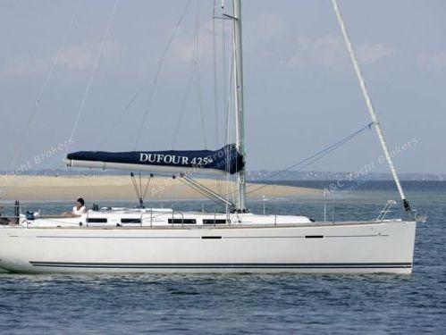 Barca a vela Dufour 425 Grand Large (2010)