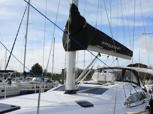 Segelboot Elan 45 (2010)