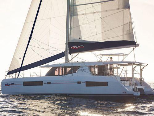 Catamaran Leopard Moorings 4500 · 2018