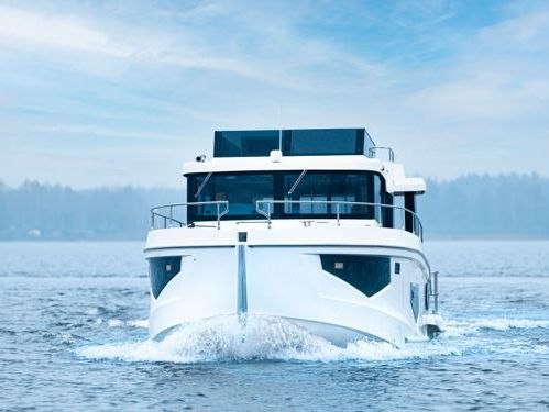 Motorboot Sea Master 45 · 2021