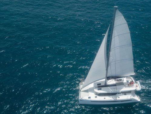 Catamaran Leopard Moorings 5000 · 2020