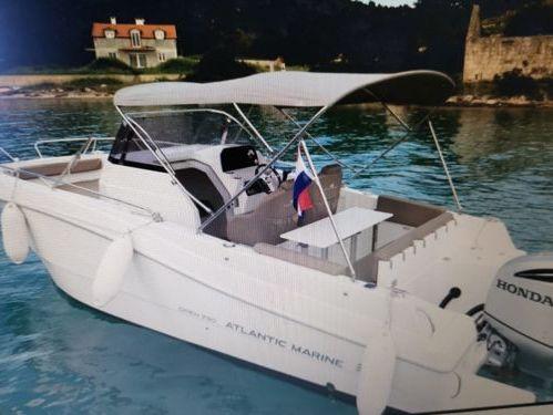 Speedboat Atlantic Marine 750 Open (2018)