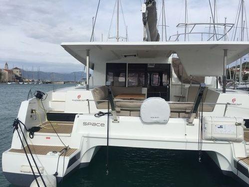 Catamarano Fountaine Pajot Lucia 40 · 2017