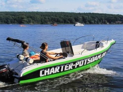Speedboat G.Boat Fun 470 · 2014