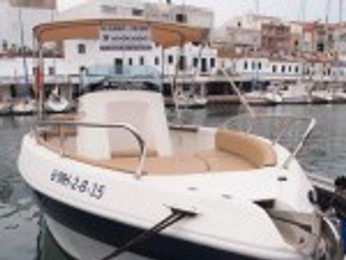 Speedboot Aquamar 615 · 2015