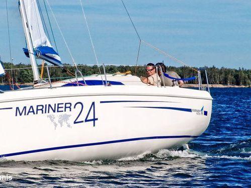 Sailboat Mariner 24 · 2016