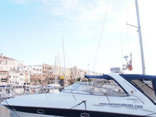 Motorboot Bavaria Sport 35 (2015)