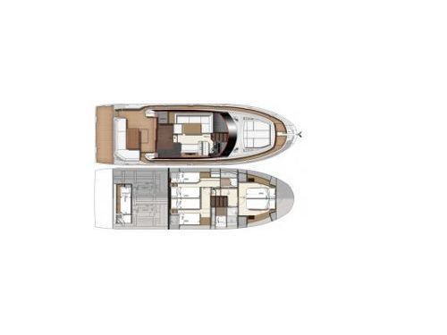 Motorboat Jeanneau Cap Camarat 9.0 WA · 2019