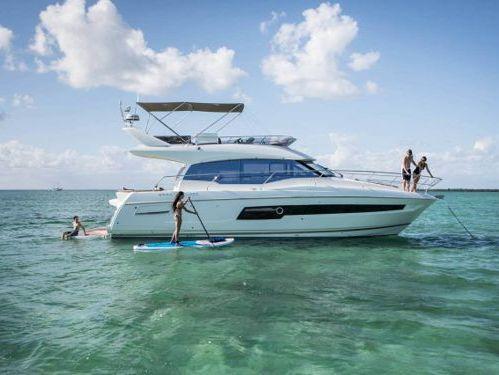 Motorboat Prestige 460 Fly (2018)