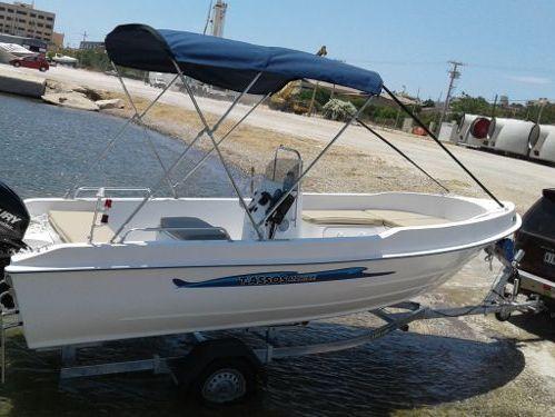 Speedboot Assos 4.30 · 2006