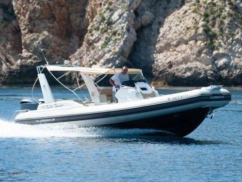 RIB Jokerboat Clubman 28 · 2017