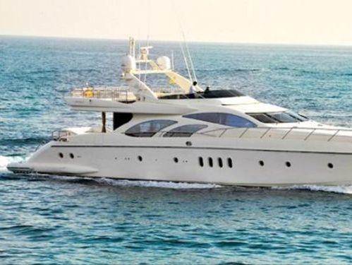 Motorboot Azimut Leonardo 100 · 2010