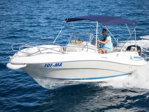 Imbarcazione a motore Quicksilver 635 Commander (2012)