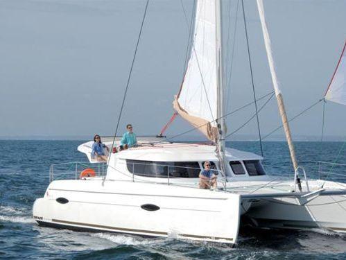 Catamaran Fountaine Pajot Lipari 41 · 2011