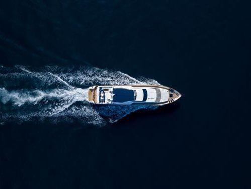 Motorboot Falcon 106 · 2002