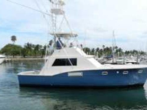 Imbarcazione a motore Hatteras 45 · 1986
