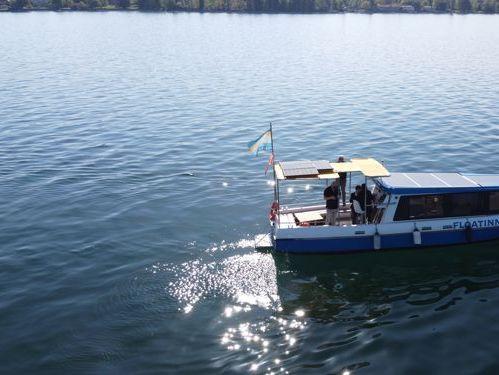 Motorboot Grove Boats Aquabus 1050 · 2008