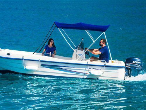 Speedboot Poseidon 480cc · 2015