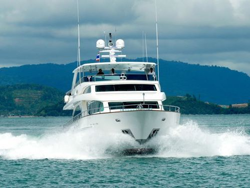 Motorboat Custom Built · 2007