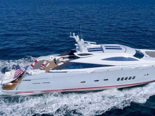 Imbarcazione a motore Sunseeker Yacht 95 · 2018
