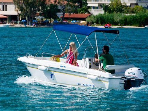 Speedboot Olympic 460 CC · 2015