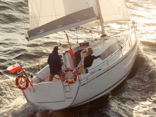 Segelboot Delphia 34 (2016)